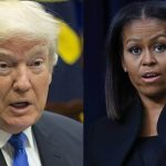 Former First Lady, Michelle Obama Is Very Angry With President Donald Trump
