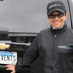 Carolyn Howell, the founder of Events USA,