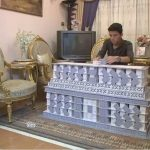 Ahmed Hassan Refaie, Egyptian Student Builds Epic Monuments Out Of Cards