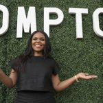 Aja Brown, Compton's youngest mayor,