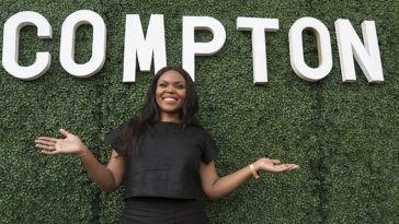 Aja Brown, Compton's youngest mayor,