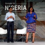 Google CEO Visits Nigeria