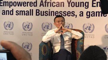 Jack Ma, Asia's Richest Man Visits Kenya , Jack Ma Visits Kenya