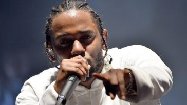 WATCH: Kendrick Lamar's Electrifying Performance At The 2017 MTV VMAs