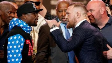 Mayweather Vs McGregor: Thousands Of Tickets Remain Unsold