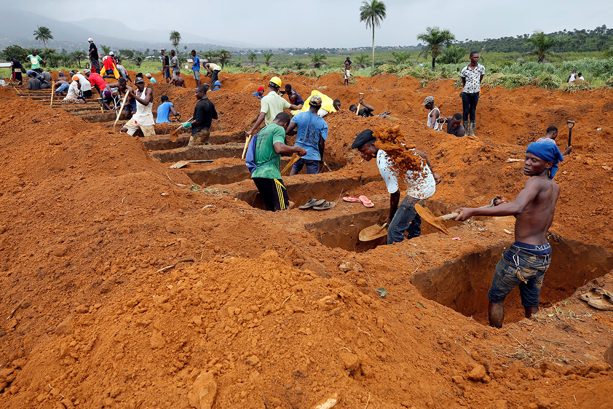 Sierra Leone Deadly Mudslide: South Africa Pledges R8m To Country