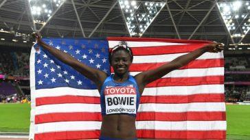 Tori Bowie