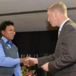 Incredible South African Traffic Officer Rewarded For Never Giving Up On A Homeless Teen