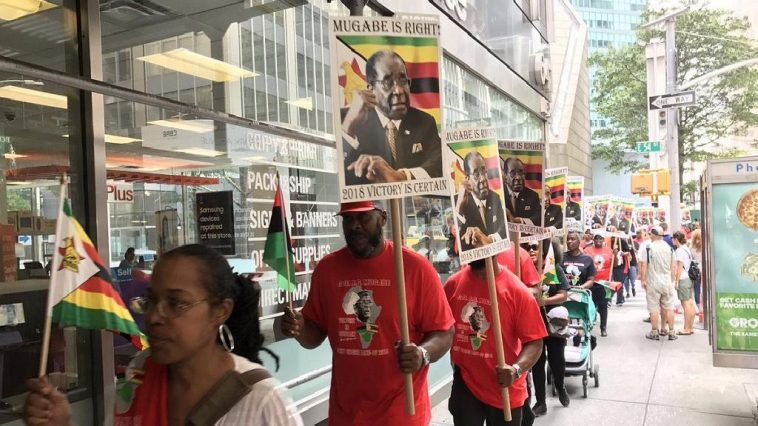 Zimbabweans Hit Back At South Africa Burning Out South: Zimbabweans In USA