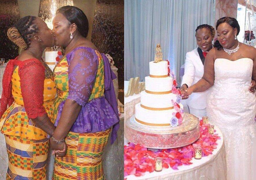 lesbians in ghana