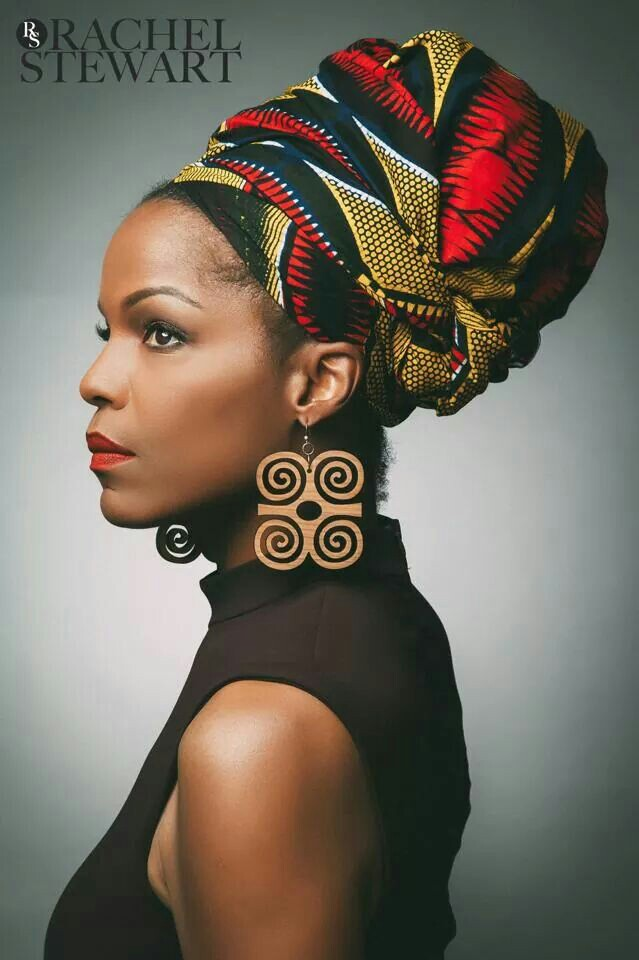 Let's Discuss African Headwrap. | How Africa News Traditional African Fashion Headdress
