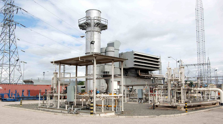 how to build gas plant