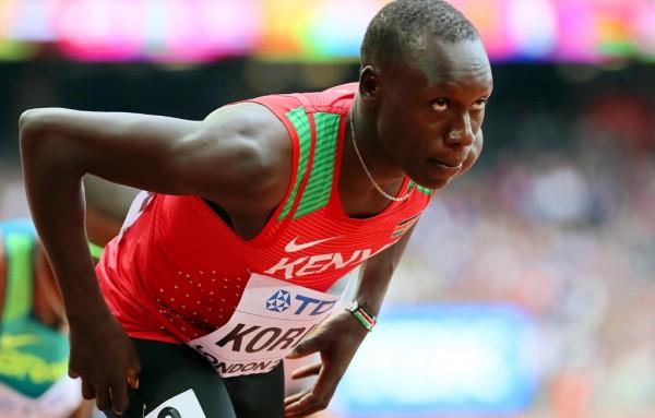Kenyan Star, Emmanuel Korir Misses Out On Visa For World ...