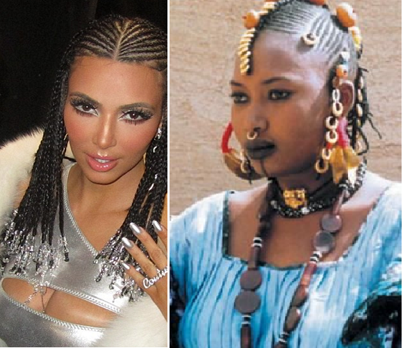 Photos 5 Traditional African Hairstyles That Are Making