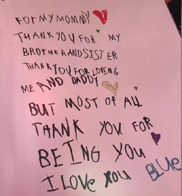 Thank You Letter For A Mother Images  Letter Format Formal Sample