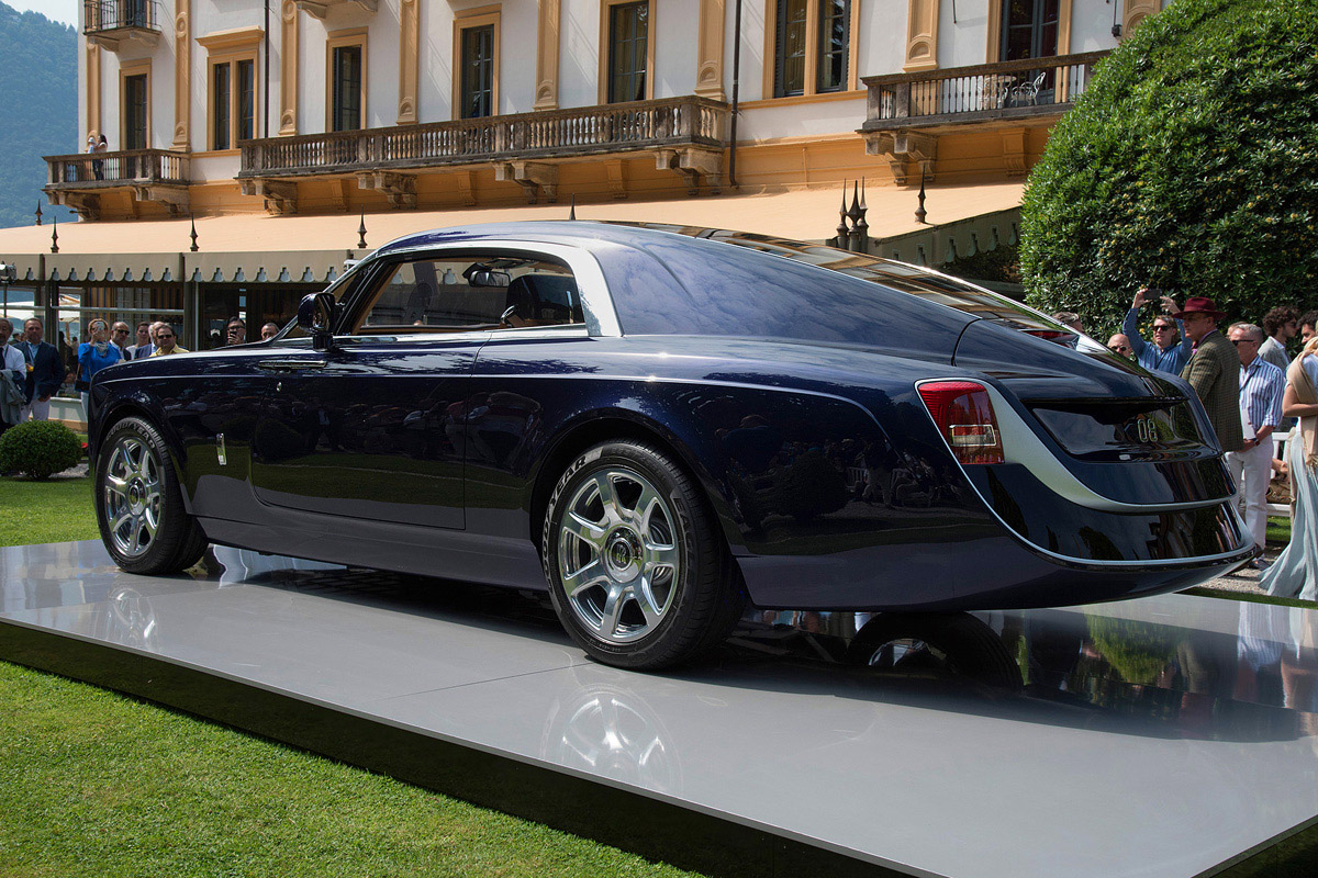 Discover The Rolls Royce Sweptail The Most Expensive Car