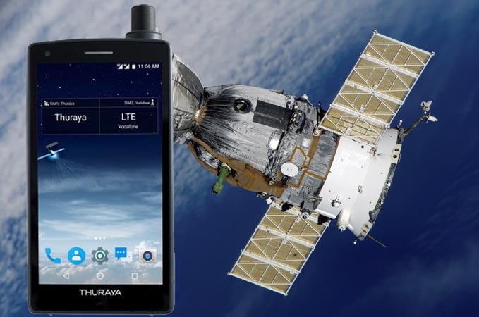 Meet The World's First Satellite Android Smartphone ...