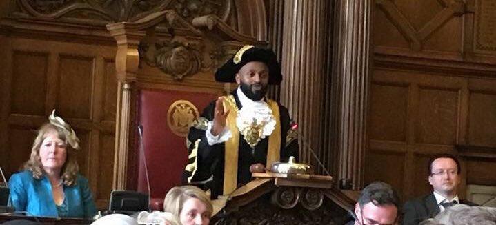 Inspiring: Meet Sheffield's Unlikely New Lord Mayor: A 28 ...