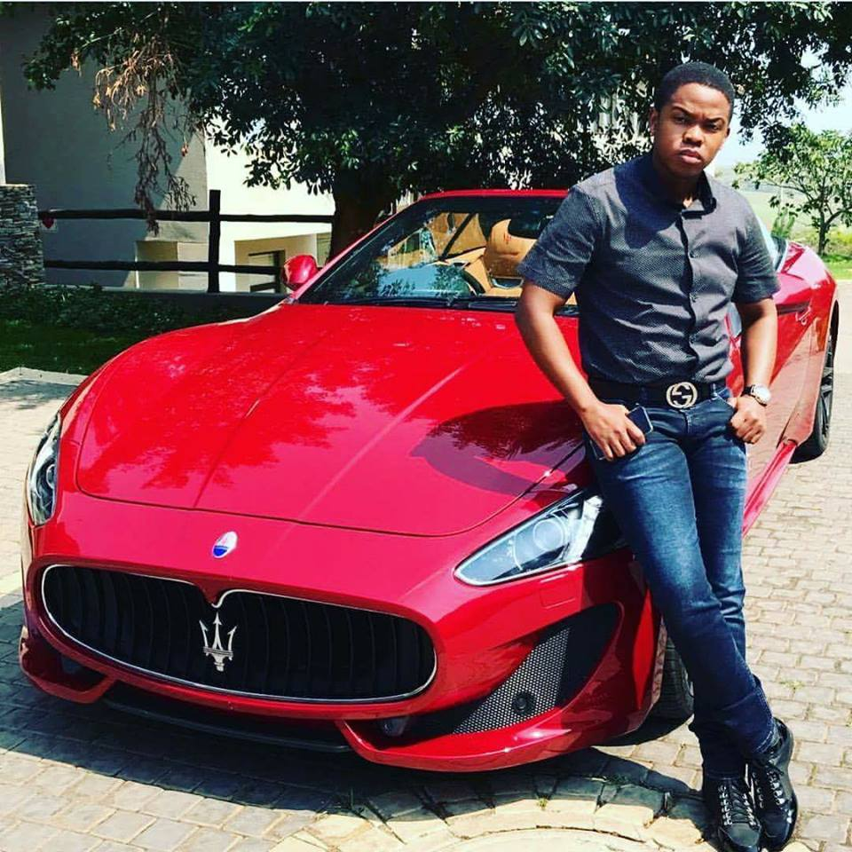 South africa's youngest forex millionaire