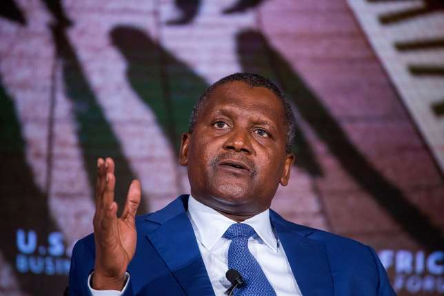 Dangote, Oprah Winfrey, Akon Join Barack Obama's Delegation to Kenya
