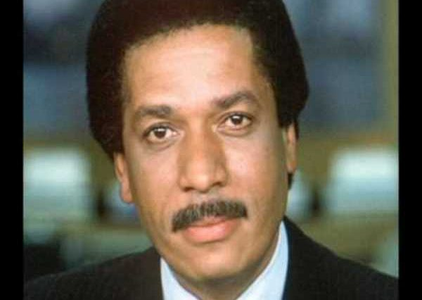 Max Robinson, First African-American To Anchor Network News