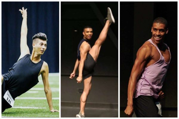 Nfl S First Male Cheerleaders Set To Make Debut This