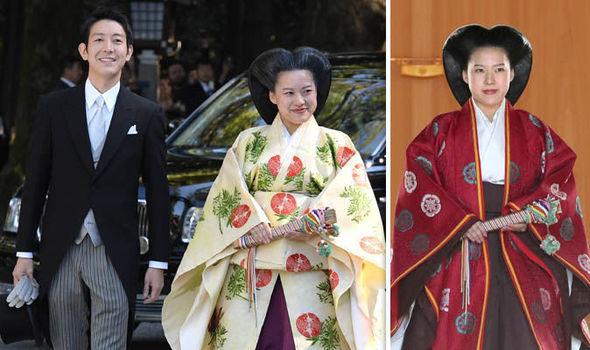 28 Year Old Japan S Princess Ayako Quits Royal Family To