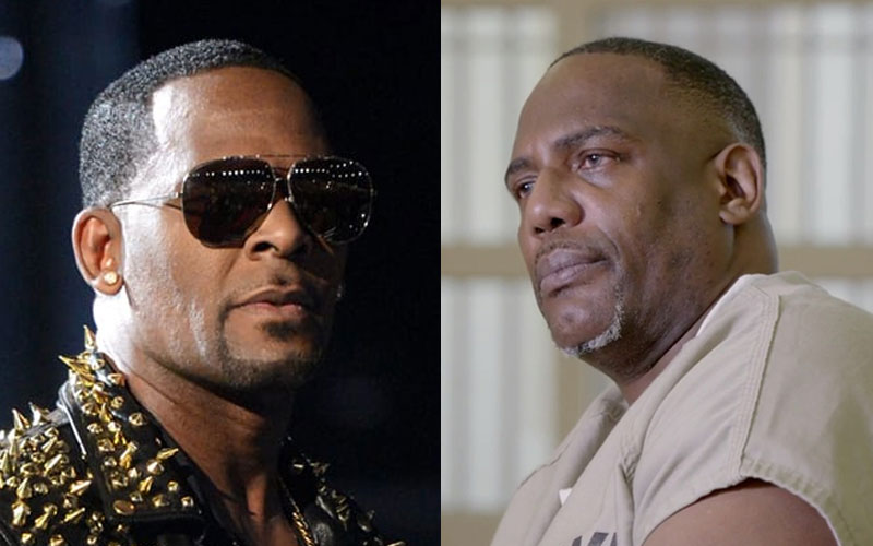 R Kelly Brother Bruce