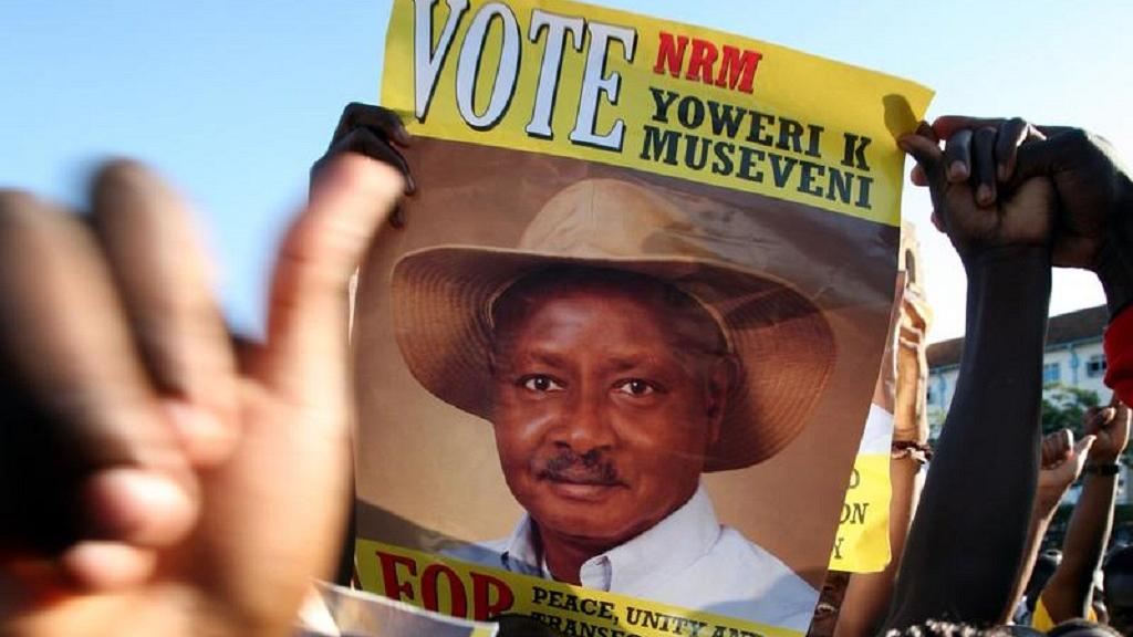 Uganda 39 s ruling nrm endorses yoweri museveni 39 s sixth term for Oggi in parlamento