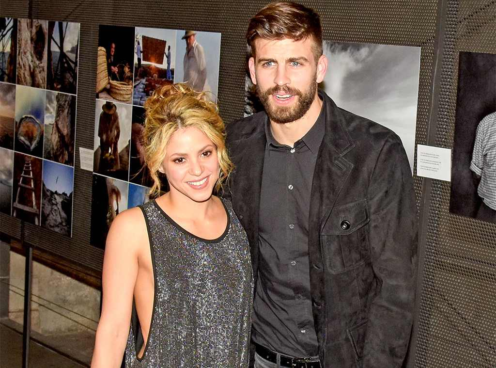 Shakira and Gerard Piqué - Our to dinner in Barcelona 05 ...  Gerard Pique And Shakira Scandal