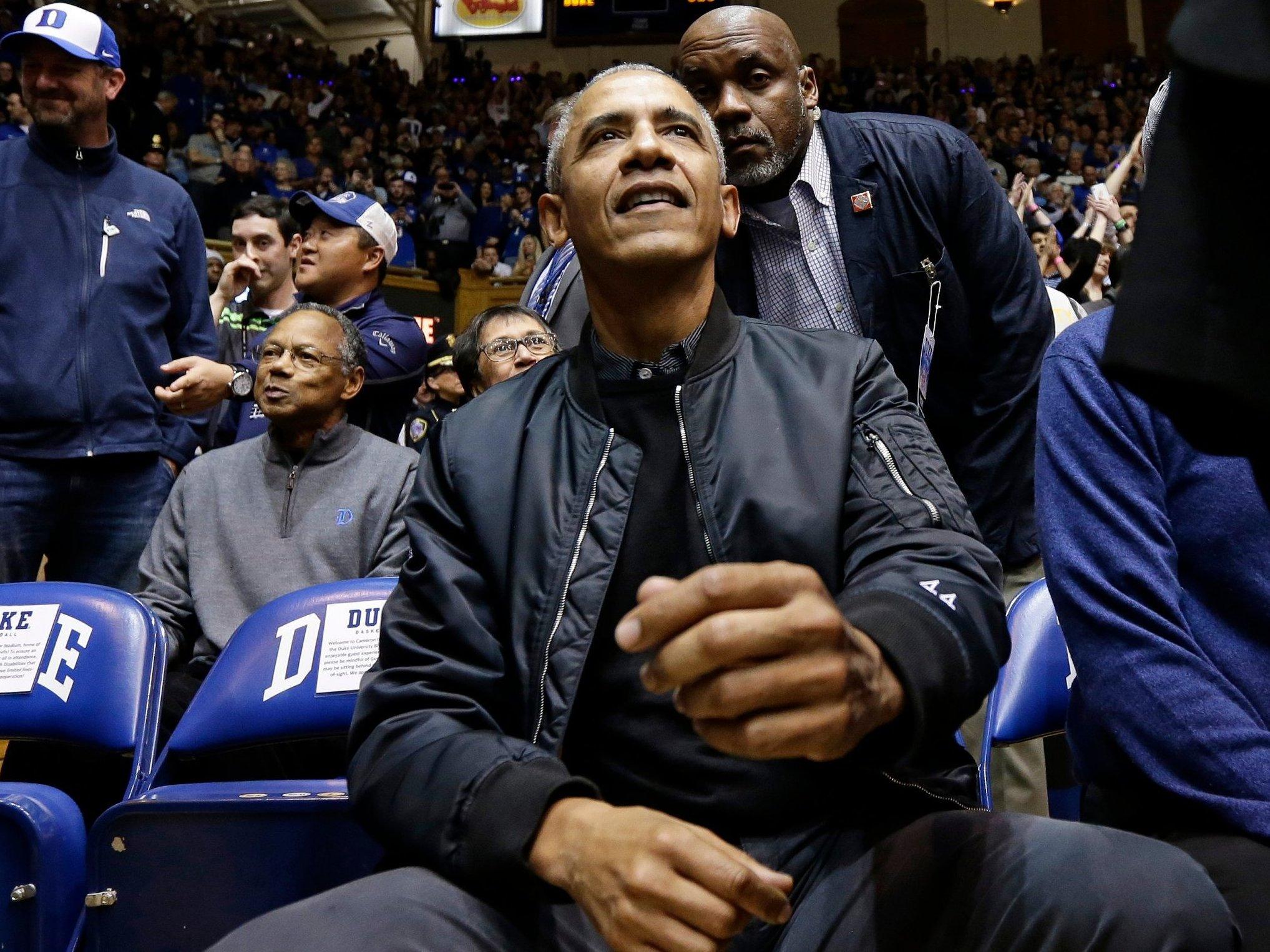 Former U.S President Barack Obama Shares His Secret to ...