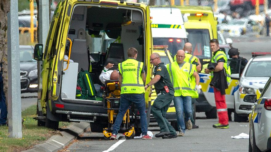 At Least 49 Dead In New Zealand Mosques Shooting