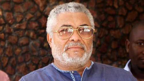 Ghana Prepares To Bury Former President Jerry Rawlings
