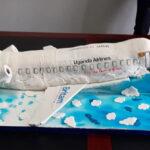 Ugandan Airlines Anniversary Cake