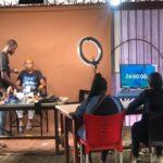 Nigeria's Eromosele Ozah chases world record for longest makeup marathon