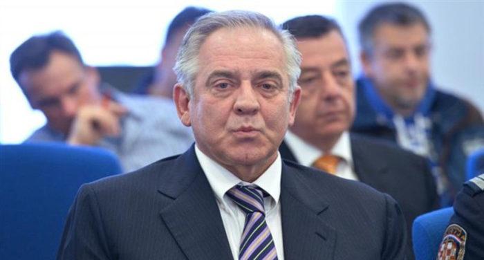 Ivo Sanader jailed